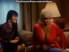three-some fuck with big tited ladies