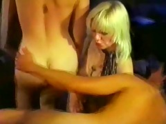 vintage nipples pierced swinging