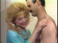 hard choices (1987) scene 2. nina hartley, mike