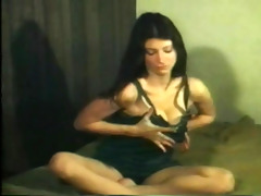 luxury masturbation with giant melons