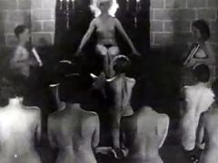 retro exposed satanic ritual