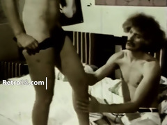 bw retro porn permeating