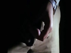 retro immodest talking milf gives a cfnm bj