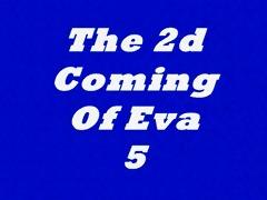 vintage 2d coming of eva 5 n15