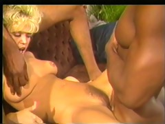 black analist - amber lynn gets 2 bbcs