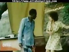 vintage interracial black swarthy cumshots ebon