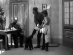 vintage erotic movie 4 - male screening 1910