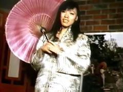 japanese angel - vintage nylons striptease nylons