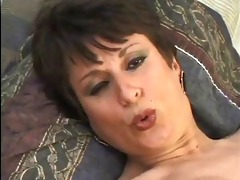 classic older candy cooze playing, sucking and