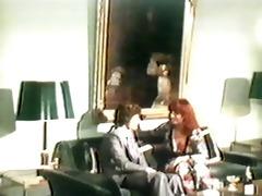 vintage 70s german - geiles personal im hotel