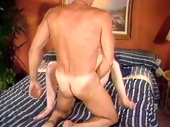 randy west &; vintage large tit blond